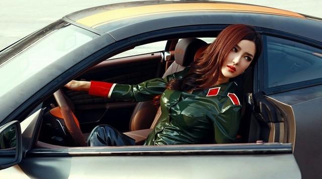 我就喜欢女人开车