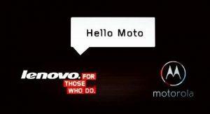 联想刘军:带MOTO杀回中国,智能电视会爆款