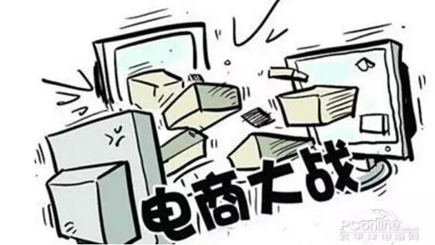 国美在线3c出手 京东进退两难