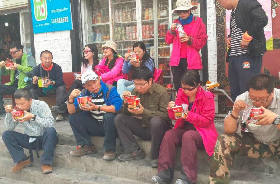 """如何""""教唆""""一批企业家在西藏""""自虐""""?"""