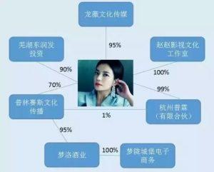 赵薇为粉丝经济贡献了一次殿堂级的暗箱变现-天方燕谈