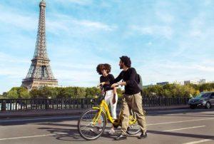 ofo进入巴黎的这一刻,共享单车的竞争格局已一锤定音-天方燕谈