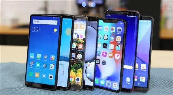 All in 全面屏,亦步亦趋的同质化手机市场何时能加速洗牌?
