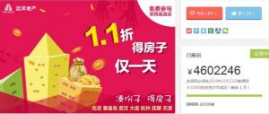 京东金融推1.1折房:颠覆地产互联网生态-天方燕谈