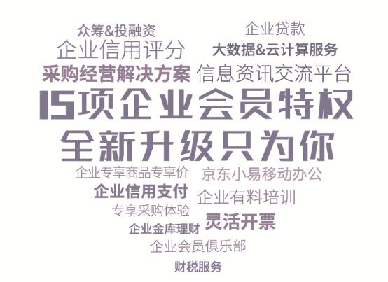 """双创企业发展难?京东企业购要用一个""""超豪华套餐""""解决这个问题"""