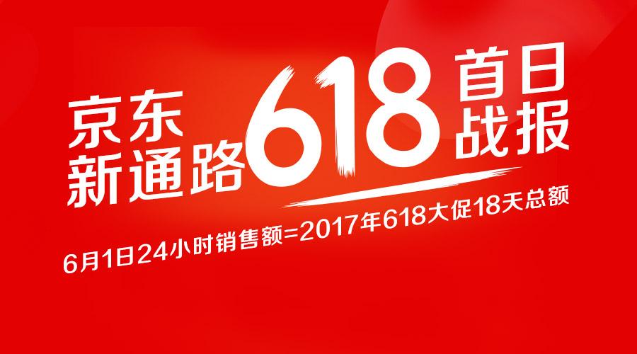 618战场:万店齐发,打造京东新通路无界零售新样本